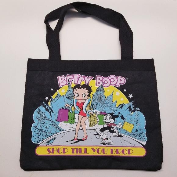 Betty Boop Bags Betty Boop Shop Till You Drop Tote Poshmark